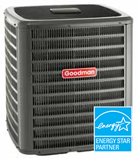 heat pumps by goodman air conditioning heating dsx dsz 1