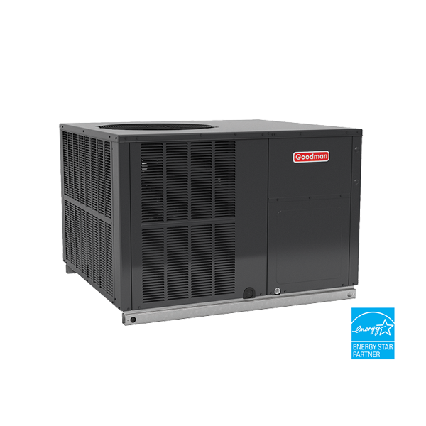 goodman packaged unit heat pump
