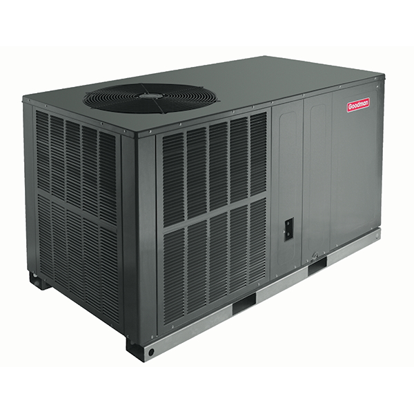 Packaged units by goodman air conditioning heating gas furnaces packaged air conditioners packaged units sciox Choice Image